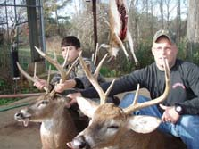 Alabama Whitetail Hunting